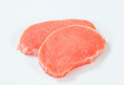 Meat Chop「raw pork loin chops」:スマホ壁紙(13)
