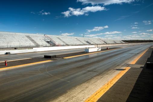 Racecar「Empty drag racing strip」:スマホ壁紙(6)